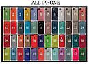 Чехол Silicone case для IPhone 6/6s - 6/6s plus; 7/7s -7/7s plus; 8/8s - 8/8s plus; IPhone X - XS - XS Max -XR, фото 2