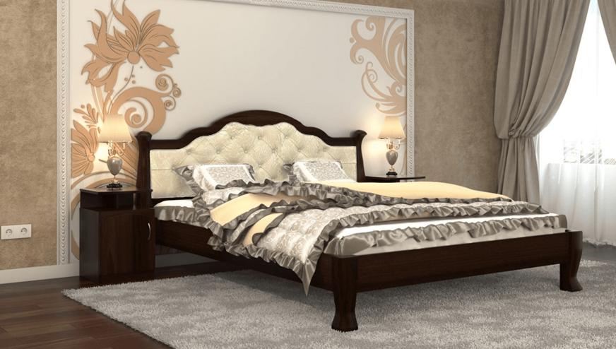 Кровать Татьяна Элегант Люкс (160*200)