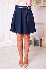 Женская юбка полу- солнце Арина, фото 3