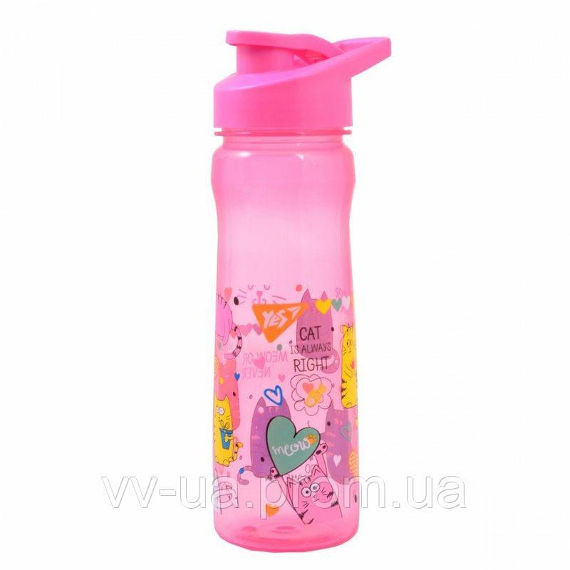 Бутылка для воды Yes! Lovely cats, 580 мл (706886)
