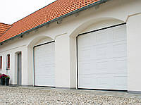 Секционные ворота Alutech Prestige 3000х2300, фото 1