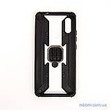 Чохол Combo Ring під магнітний тримач Xiaomi Redmi 7 black, фото 3