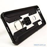 Чохол Combo Ring під магнітний тримач Xiaomi Redmi 7 black, фото 8