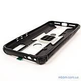 Чохол Combo Ring під магнітний тримач Xiaomi Redmi 7 black, фото 9