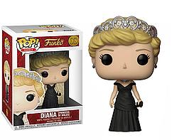 Фигурка Funko Pop Фанко Поп Принцесса Диана Princess Diana 10 см Movies PD 03