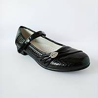 Школьные классические туфли девочкам, р. 32, 33, 34, 35