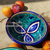 Узбекская пиала мастерской Р. Усманова, Узбекистан