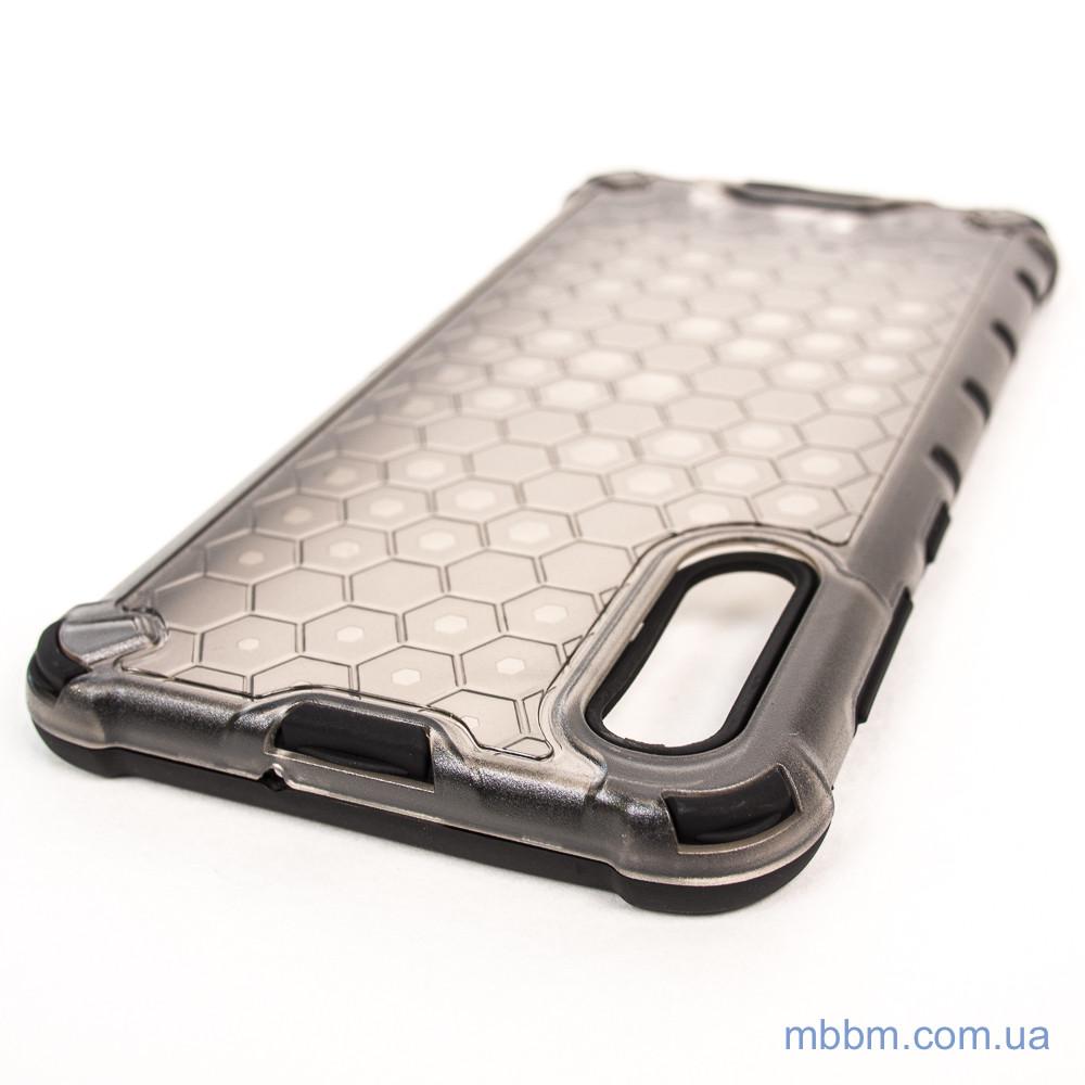 Ударопрочный чехол Honeycomb Samsung A30s A50s black