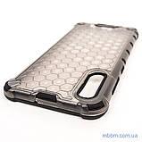 Ударопрочный чехол Honeycomb Samsung A30s/A50/A50s black, фото 2