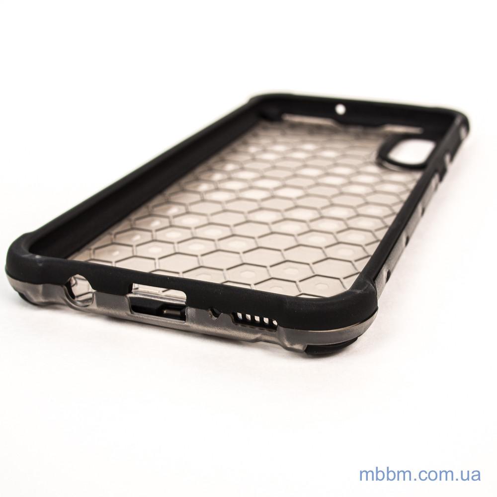 Чехлы для Samsung Galaxy A50 (A505F) / A50s A30s Honeycomb black Черный