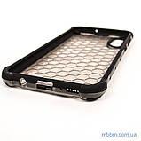 Ударопрочный чехол Honeycomb Samsung A30s/A50/A50s black, фото 8