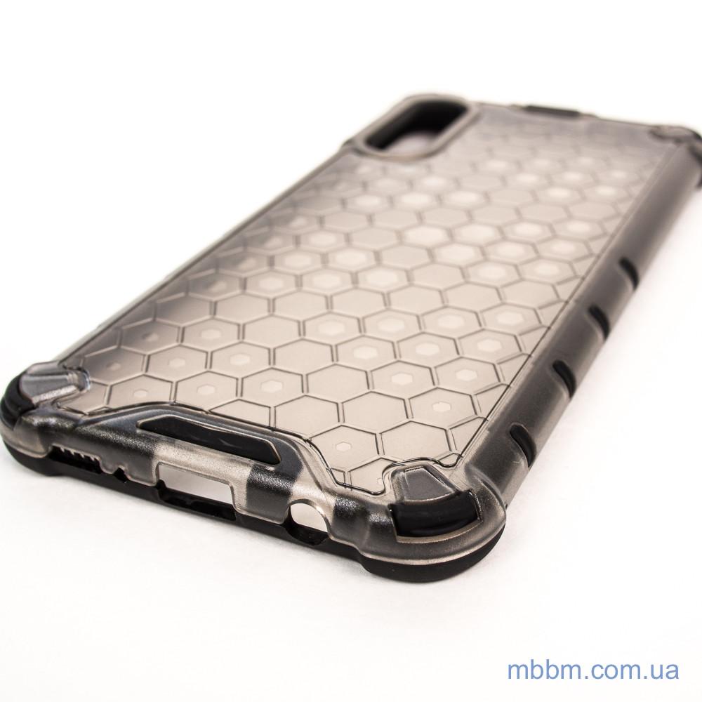 Чехлы для Samsung Galaxy A50 (A505F) / A50s A30s Honeycomb black