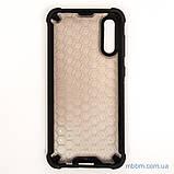 Ударопрочный чехол Honeycomb Samsung A30s/A50/A50s black, фото 6