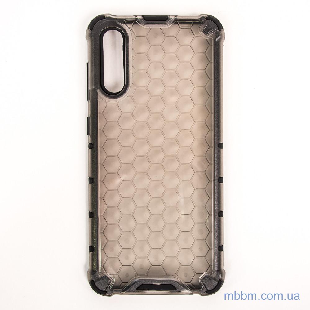 Ударопрочный чехол Honeycomb Samsung A30s/A50/A50s black