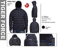 Куртка мужская зимняя TIGER FORCE Артикул: TJ0BW-70557-10 чёрный