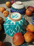 Узбекская пиала мастерской Р. Усманова, Узбекистан, фото 3