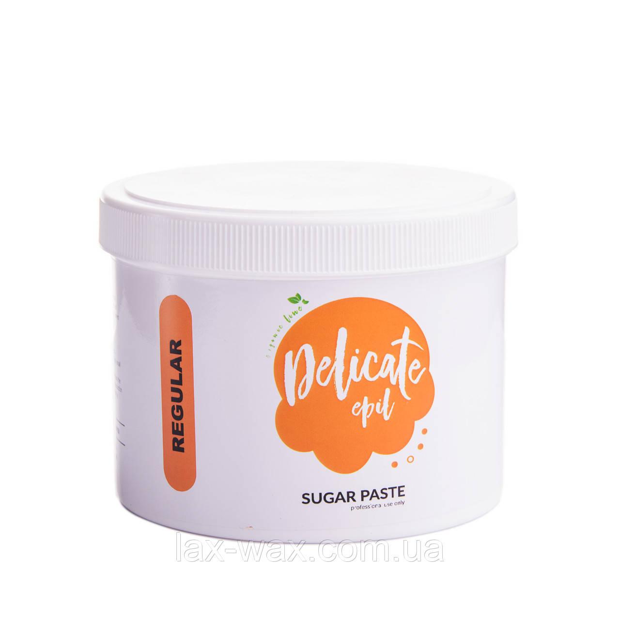 Сахарная паста для депиляции Delicate epil (REGULAR),720грамм