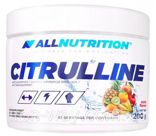 AllNutrition Citrulline 200 g (Ківі-кактус)