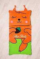 Детский комплект постельного белья Раздельный Слипик Белка sleep baby, размер 200х90 см