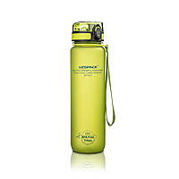 Бутылка для воды Uzspace Colorful Frosted-Tritan 1000мл 3038 Green