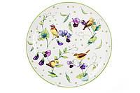 Тарелка фарфоровая 20.3 см Кантри BonaDi 940-104
