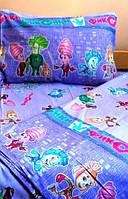 Постельное белье в кроватку Фиксики