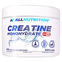 All Nutrition Creatine Monohydrate Xtra caps 200 caps
