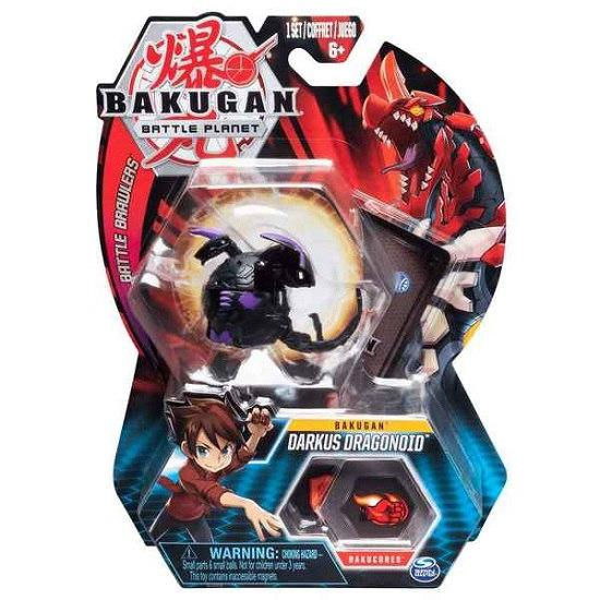 Bakugan.Battle planet бакуган: Дракус Драгоноид (Darkus Dragonoid)