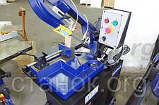 Zenitech BS 150 Ленточнопильный станок по металлу верстат Ленчтоная пила зенитек бс 150, фото 2