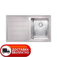 Кухонная мойка Apell Linear Plus LNP861FLBC LEFT 86*50