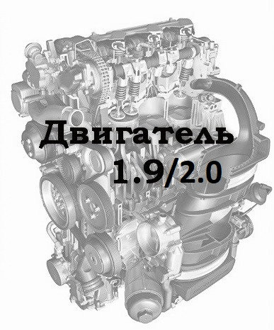 Комплект ГРМ VW Caddy III 1.9TDI/2.0SDI 2004-2010