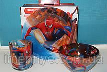 Люминарный детский набор человек паук