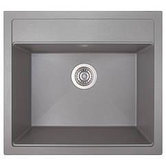 Кухонная мойка Apell Pietra Plus светло-серая PTPL560GG