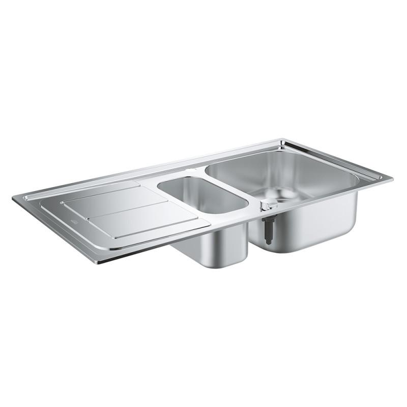 Мойка для кухни с эксцентриком GROHE K-SERIES K 300 31564SD0