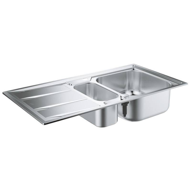 Мойка для кухни с эксцентриком GROHE K-SERIES K 400 31567SD0