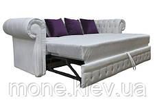 Класичний диван Честер з розкладкою для щоденного сну, фото 2