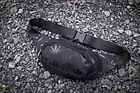 Поясная сумка HAMP black, фото 1