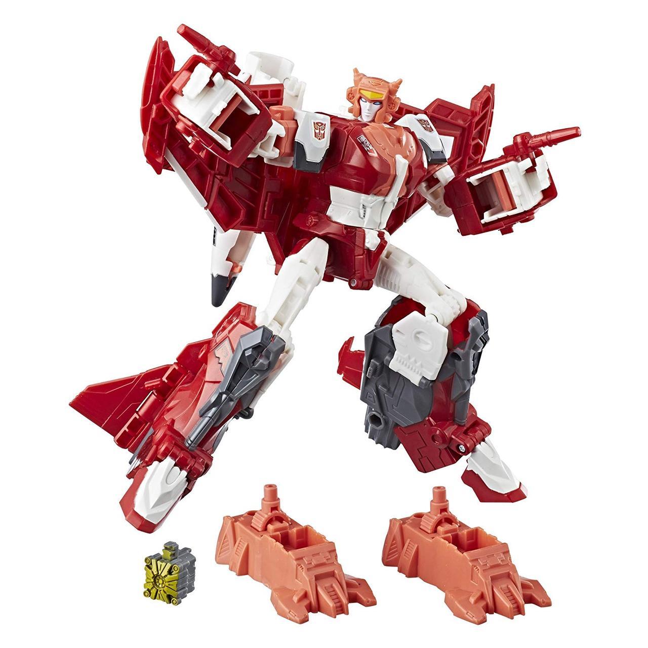 Робот-трансформер Hasbro Элита-1, Сила Праймов 23 cм - Elita-1, Voyager Class