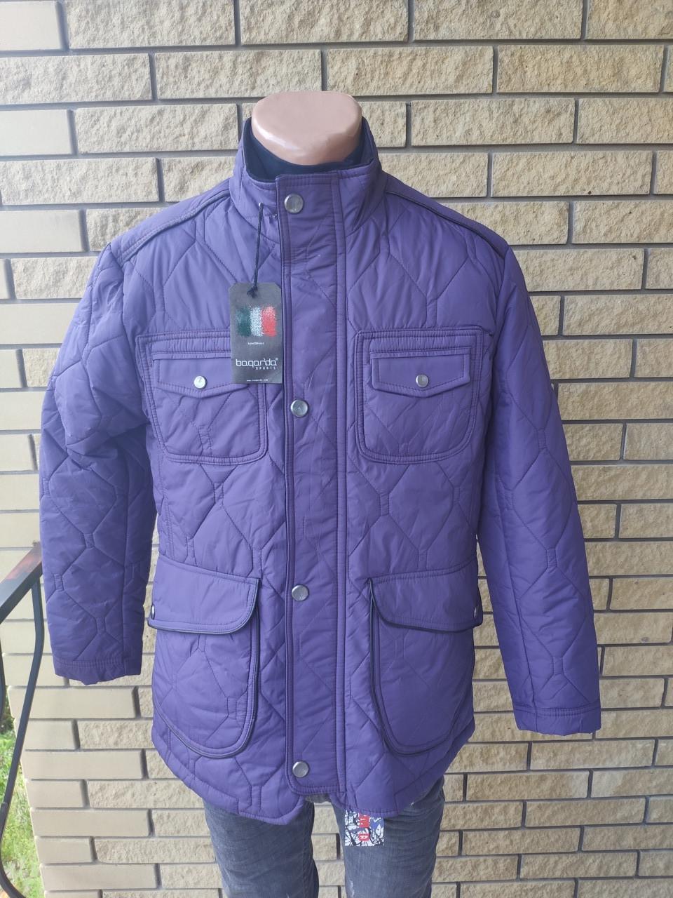 Куртка мужская демисезонная брендовая реплика BAGARDA, Турция