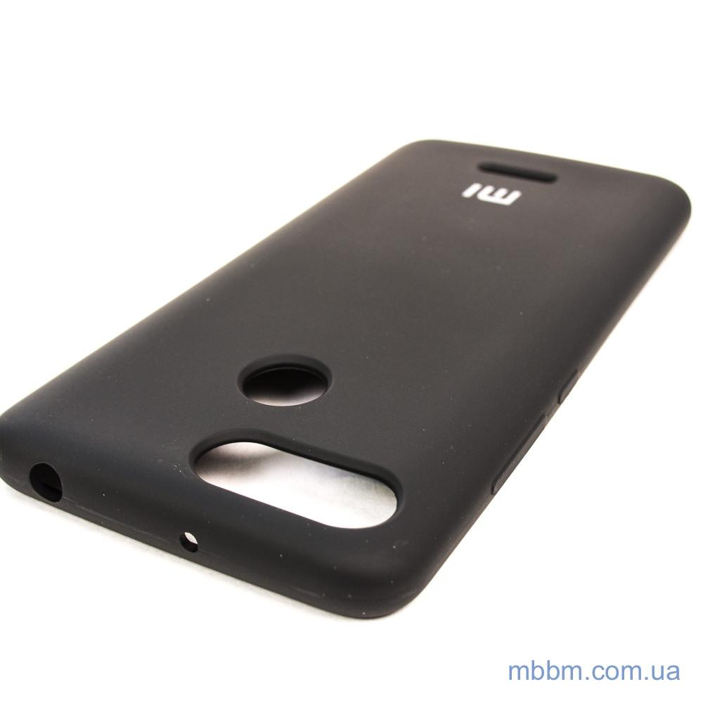 Чехол Original Soft Xiaomi Redmi 6 black Для телефона