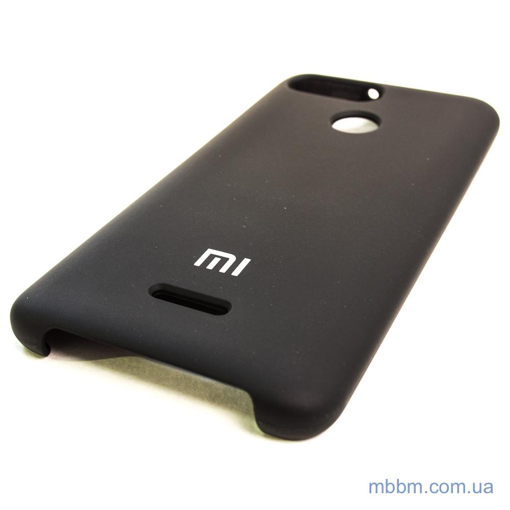 Чехлы для Xiaomi Redmi 6 Original Soft black