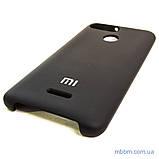 Чехол Original Soft Xiaomi Redmi 6 black, фото 4