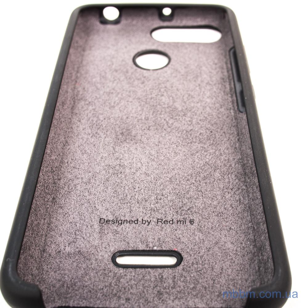 Original Soft Xiaomi Redmi 6 black