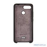 Чехол Original Soft Xiaomi Redmi 6 black, фото 5
