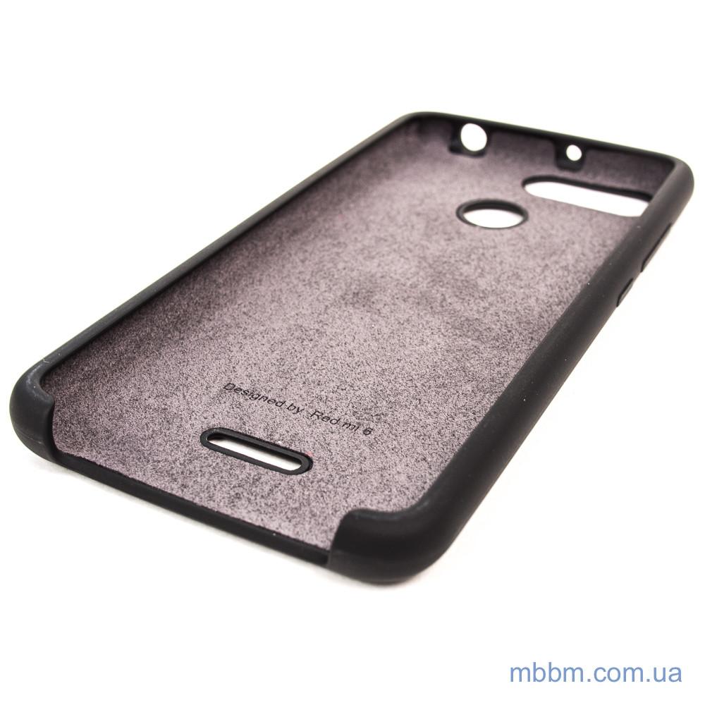 Original Soft Xiaomi Redmi 6 black Для телефона