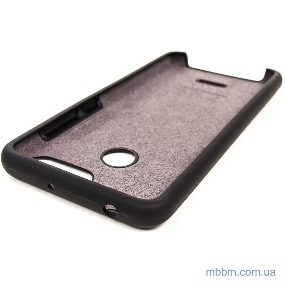 Чехол Original Soft Xiaomi Redmi 6 black