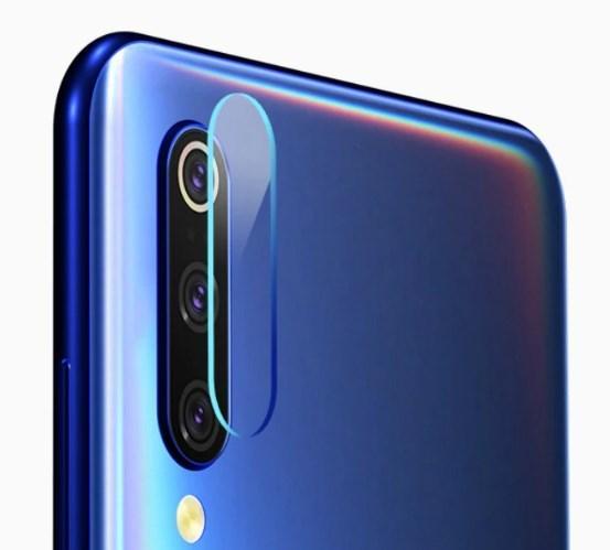 Захисне скло NZY для камери Xiaomi Mi 9 SE Прозоре (999734)