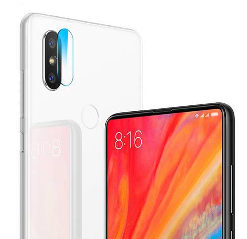 Защитное стекло NZY для камеры Xiaomi Redmi Note 6 Pro Прозрачное (999789), фото 2