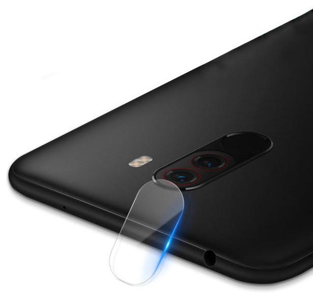 Защитное стекло NZY для камеры Xiaomi Pocophone F1 Прозрачное (999796)