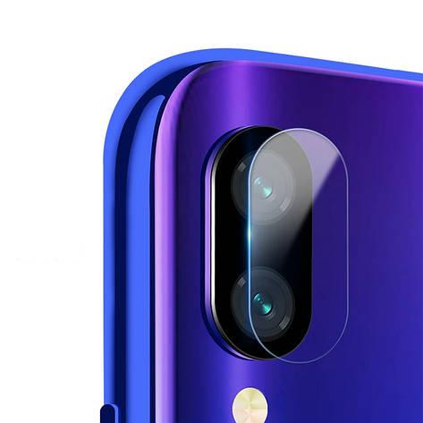 Захисне скло NZY для камери Xiaomi Redmi Note 7/ 7 Pro/ 7S Прозоре (999727), фото 2